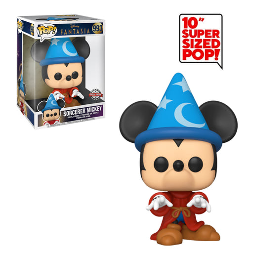 "DISNEY: FANTASIA 80TH ANNIVERSARY - SORCERER MICKEY (10"") (EXCLUSIVE)"
