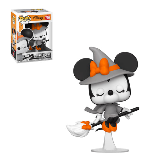 FUNKOWEEN - WITCHY MINNIE MOUSE (PRE-ORDER)