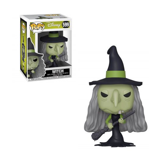 DISNEY - NIGHTMARE BEFORE CHRISTMAS - WITCH
