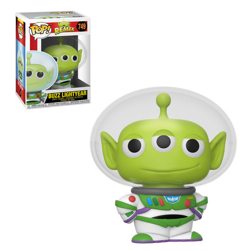 DISNEY: REMIX - ALIEN AS BUZZ LIGHTYEAR (PRE-ORDER)
