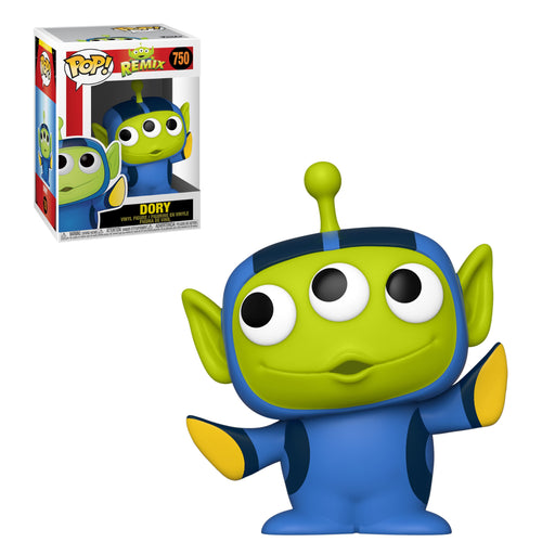 DISNEY: REMIX - ALIEN AS DORY (PRE-ORDER)