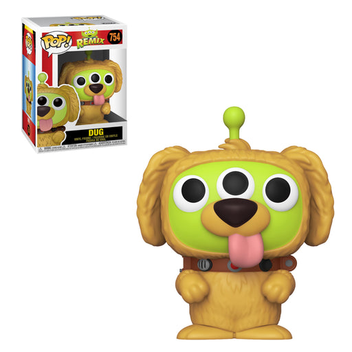 DISNEY: REMIX - ALIEN AS DUG (PRE-ORDER)