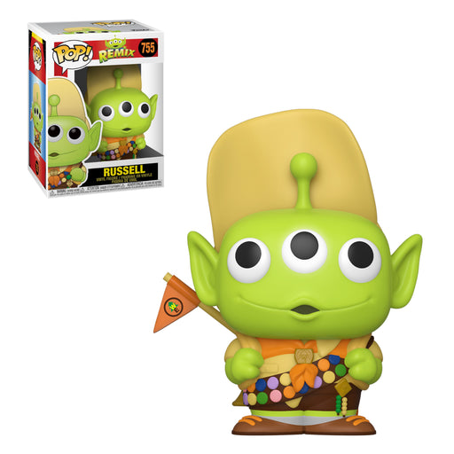 DISNEY: REMIX - ALIEN AS RUSSELL (PRE-ORDER)
