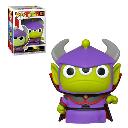 DISNEY: REMIX - ALIEN AS ZURG (PRE-ORDER)