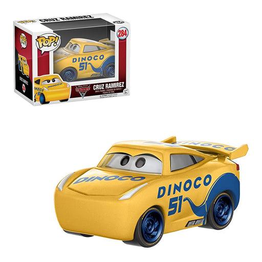 DISNEY: CARS 3 - CRUZ RAMIREZ