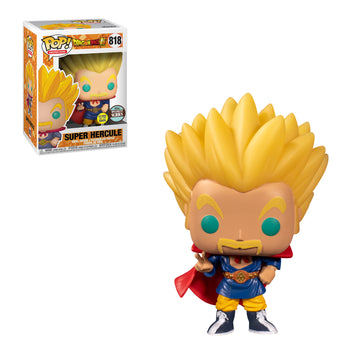DRAGON BALL SUPER - SUPER SAIYAN HERCULE (GLOW) (SPECIALTY SERIES)