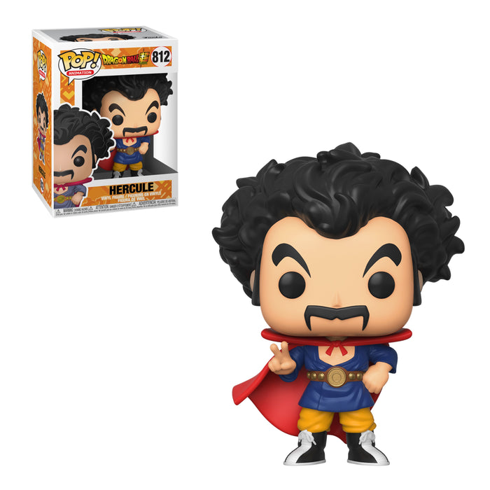 DRAGON BALL SUPER - HERCULE