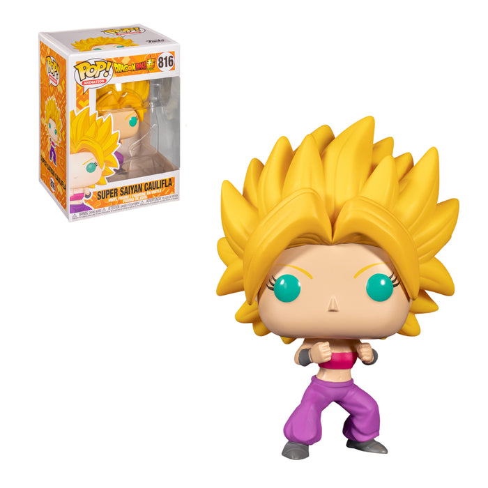 DRAGON BALL SUPER - SUPER SAIYAN CAULIFlA