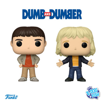 DUMB & DUMBER - CASUAL OUTFIT SET (BOX IMPERFECTIONS)