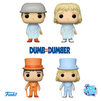DUMB & DUMBER - TUXEDO & HAIRCUT SET