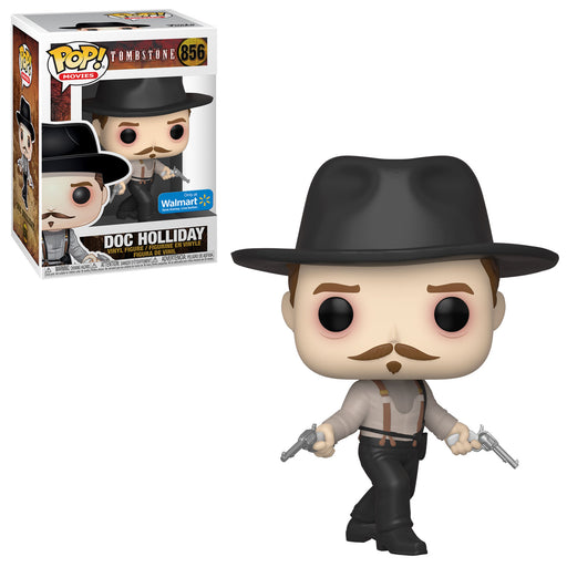 TOMBSTONE - DOC HOLLIDAY (TWO WEAPONS) EXCLUSIVE