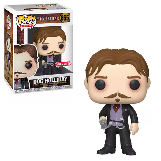 TOMBSTONE - DOC HOLLIDAY (WITH CUP) EXCLUSIVE