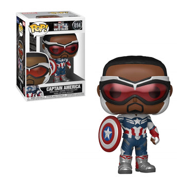 MARVEL - FALCON AND THE WINTER SOLDIER: CAPTAIN AMERICA (PRE-ORDER)