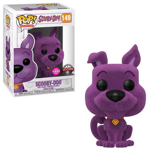 SCOOBY-DOO (FLOCKED) EXCLUSIVE