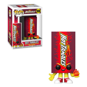 POP FOODIES - HOT TAMALES (PRE-ORDER)
