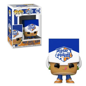 POP FOODIES - WHITE CASTLE: WHITE CASTLE SLIDER (PRE-ORDER)