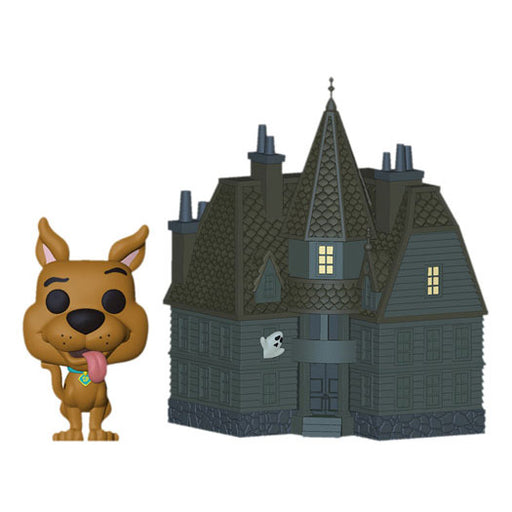SCOOBY-DOO - HAUNTED MANSION WITH SCOOBY (POP TOWN)