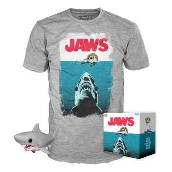 FUNKO POP! TEES - JAWS (EXCLUSIVE)