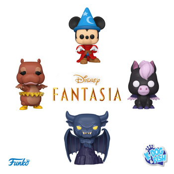 DISNEY - FANTASIA: 80TH ANNIVERSARY SET