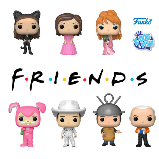 FRIENDS - SET (PRE-ORDER)