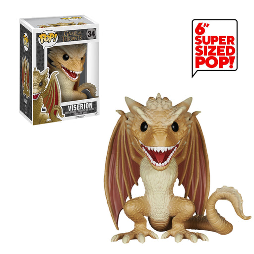 "GAME OF THRONES - VISERION (6"")"