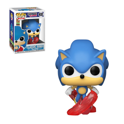SONIC THE HEDGEHOG - CLASSIC SONIC (RUNNING) (PRE-ORDER)