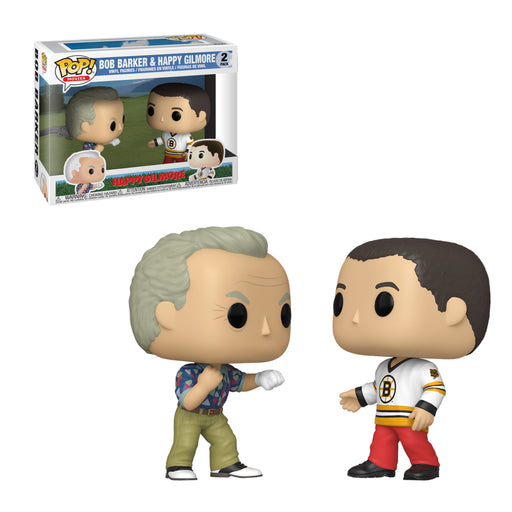 HAPPY GILMORE - BOB BARKER & HAPPY (2-PACK)