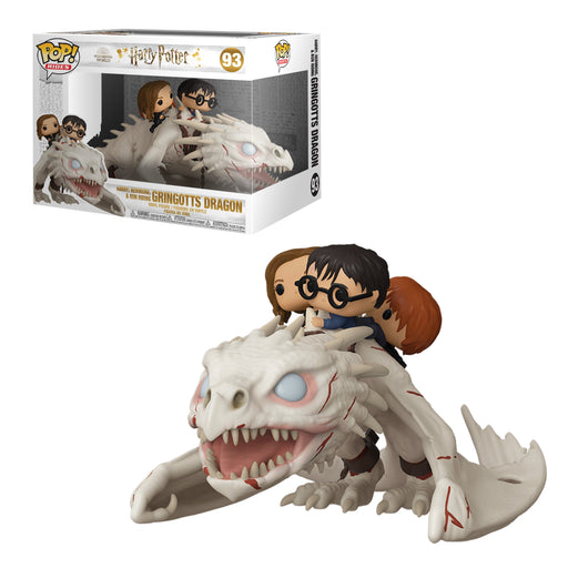 HARRY POTTER - GRINGOTT'S DRAGON (POP RIDE) (PRE-ORDER)