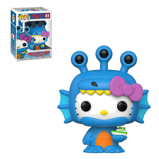 SANRIO HELLO KITTY: KAIJU MASHUP - KAIJU SEA (PRE-ORDER)