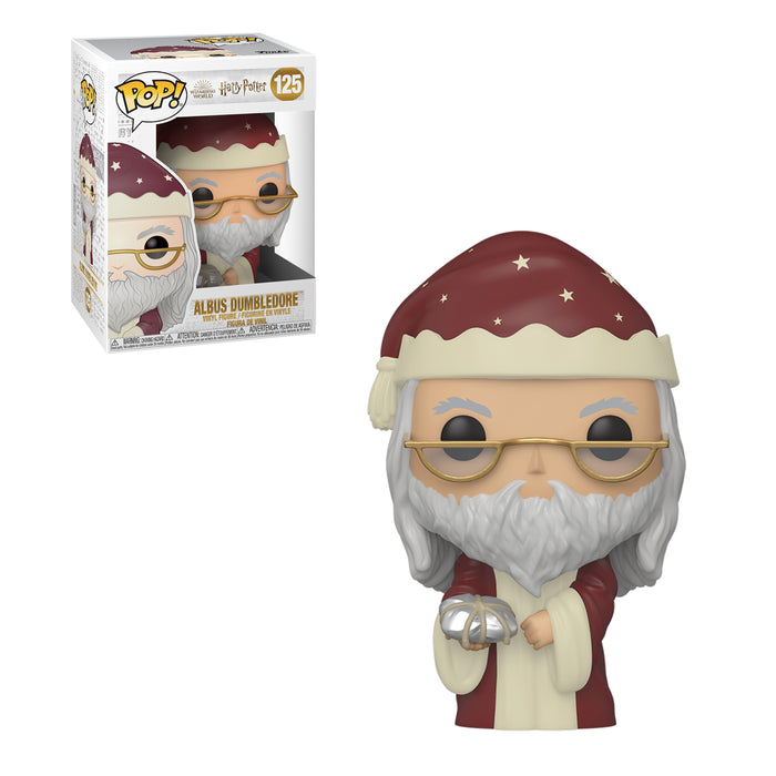 HARRY POTTER HOLIDAY - DUMBLEDORE