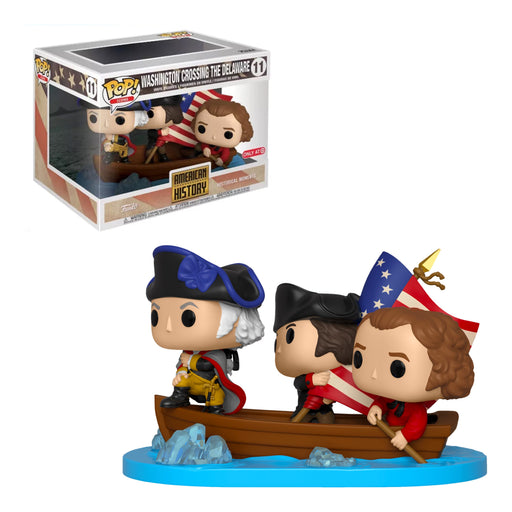 ICONS - WASHINGTON CROSSING THE DELAWARE (EXCLUSIVE)
