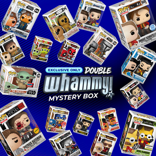K-DOG & FISH: EXCLUSIVE ONLY - DOUBLE WHAMMY MYSTERY BOX (SOLD OUT)