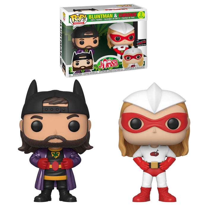 JAY & SILENT BOB - BLUNTMAN & CHRONIC (NYCC) EXCLUSIVE