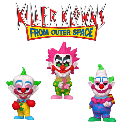 KILLER KLOWNS FROM OUTER SPACE - SET