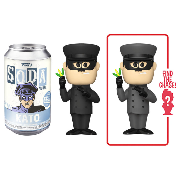 FUNKO SODA CAN: VINYL FIGURE - KATO (LIMITED 6,000) (PRE-ORDER)