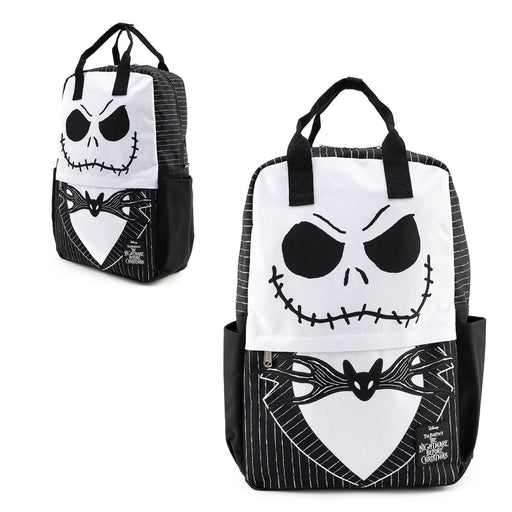 LOUNGEFLY - NIGHTMARE BEFORE CHRISTMAS JACK SKELLINGTON BACKPACK