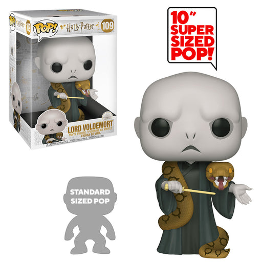 "HARRY POTTER - LORD VOLDEMORT & NAGINI (10"")"