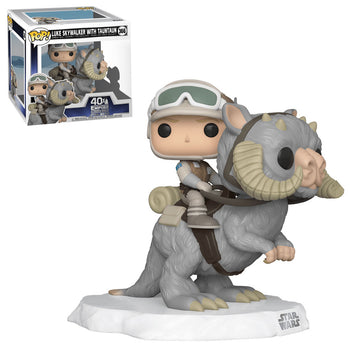 STAR WARS: THE EMPIRE STRIKES BACK - LUKE SKYWALKER ON TAUNTAUN (POP RIDES)
