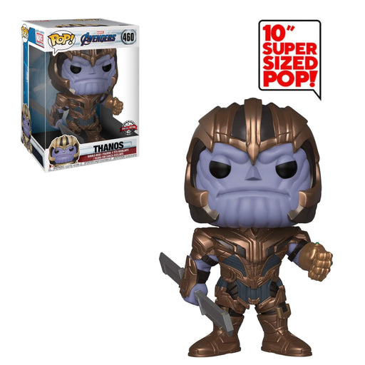 "MARVEL - AVENGERS: ENDGAME - THANOS (10"") (EXCLUSIVE)"