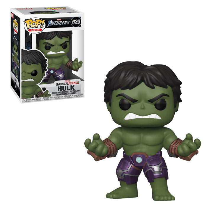 MARVEL: AVENGERS GAME - HULK (STARK SUIT)