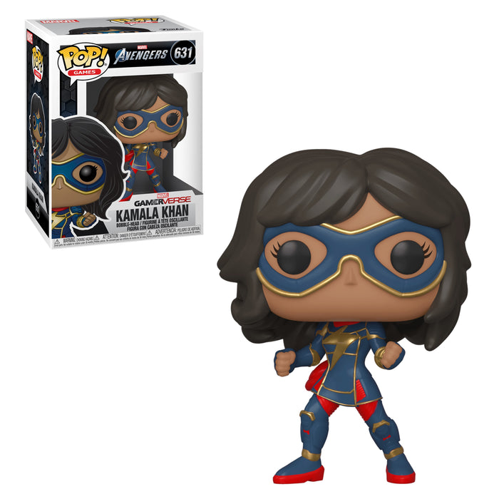MARVEL: AVENGERS GAME - KAMALA KHAN (STARK SUIT)