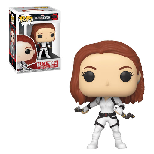 MARVEL - BLACK WIDOW - BLACK WIDOW (WHITE SUIT)