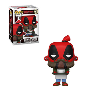 MARVEL - DEADPOOL: 30TH ANNIVERSARY - BARISTA DEADPOOL (PRE-ORDER)