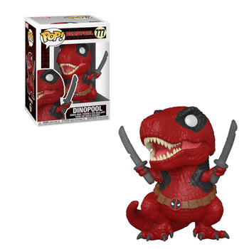 MARVEL - DEADPOOL: 30TH ANNIVERSARY - DINOPOOL (PRE-ORDER)