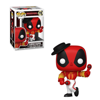 MARVEL - DEADPOOL: 30TH ANNIVERSARY - FLAMENCO DEADPOOL