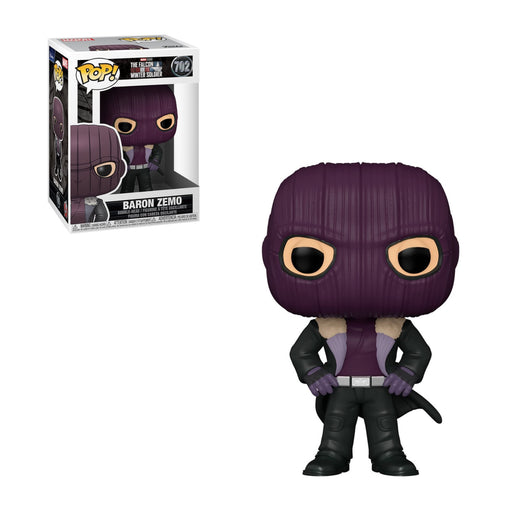 MARVEL - FACLON AND THE WINTER SOLDIER: BARON ZEMO (PRE-ORDER)