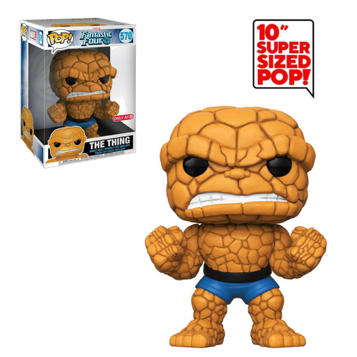 "MARVEL: FANTASTIC FOUR - THE THING (10"") (EXCLUSIVE)"