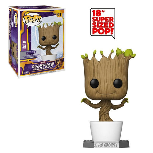 "MARVEL: GUARDIANS OF THE GALAXY - DANCING GROOT (18"") (PRE-ORDER)"