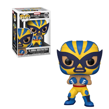 MARVEL - LUCHA LIBRE EDITION: EL ANIMAL INDESTRUCTIBLE (WOLVERINE)
