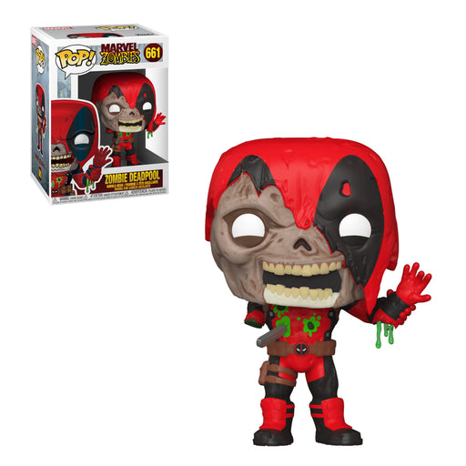 MARVEL ZOMBIES - DEADPOOL (PRE-ORDER)